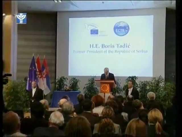 The European Medal of Tolerance 2012
