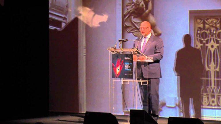 Mr. Martin Schulz Speech – 'Let My People Live!' Forum – Municipal Hall. Part II