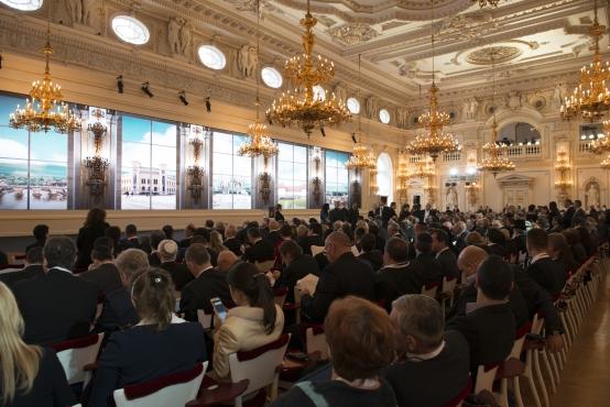 Forum of World Society in Prague