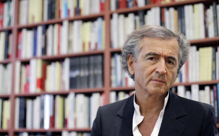 Bernard-Henri Lévy appointed as ECTR Ambassador