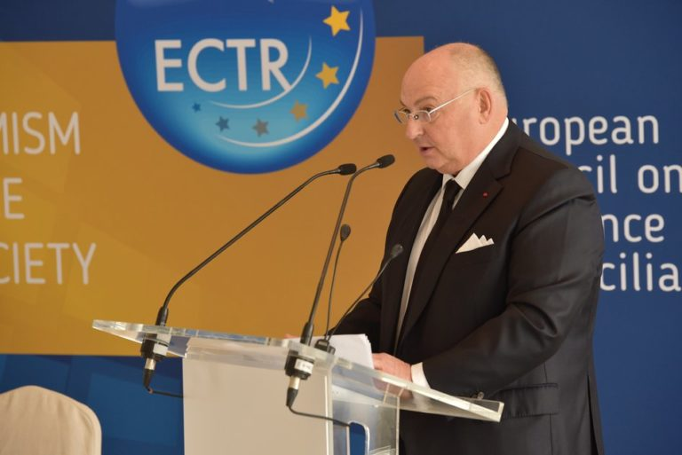 "ECTR Round Table in Monaco ""Tackling extremism and intolerance in a diverse society"""