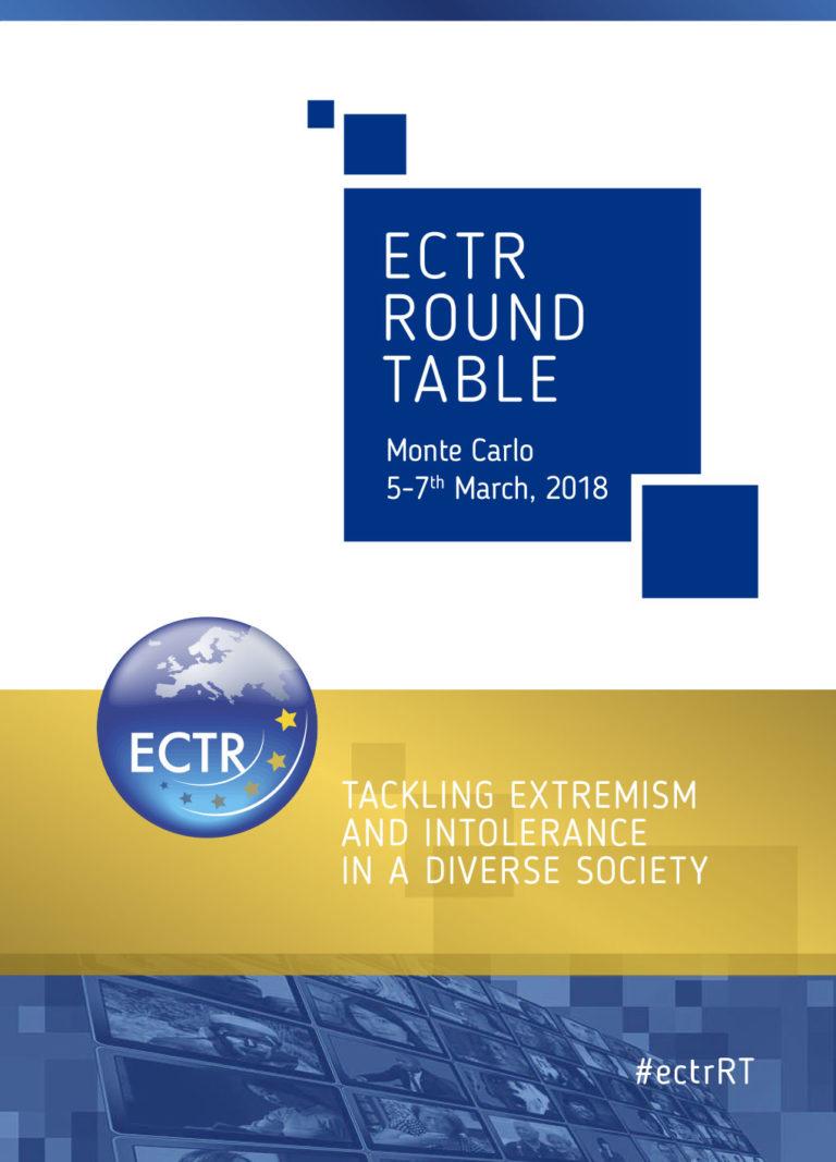 ECTR Round Table Monaco 2018 – Agenda and Participants