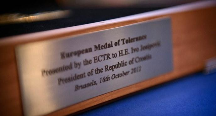 The European Medal of Tolerance