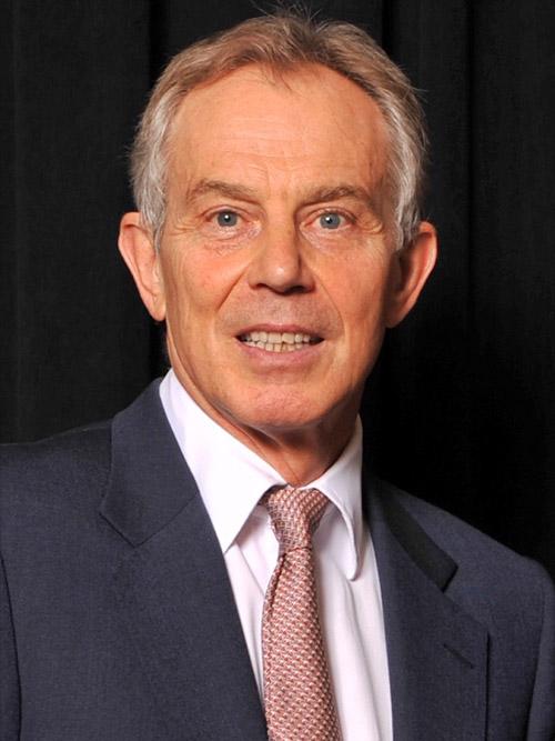 Rt. Hon. Tony Blair