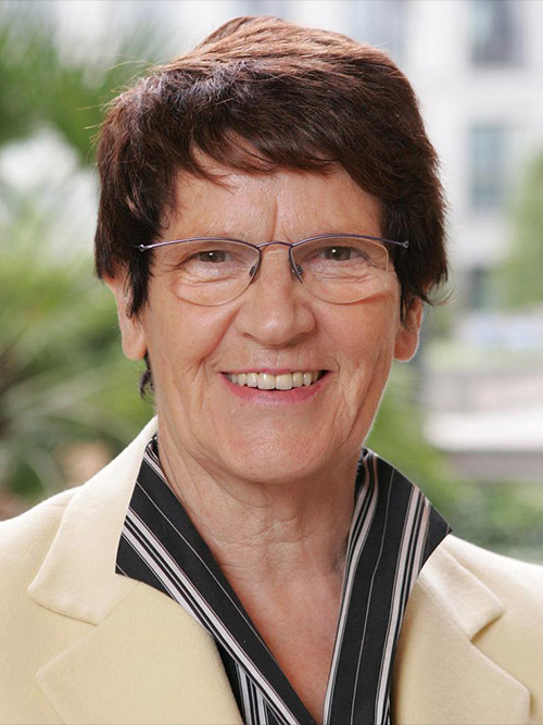 Prof. Rita Süssmuth